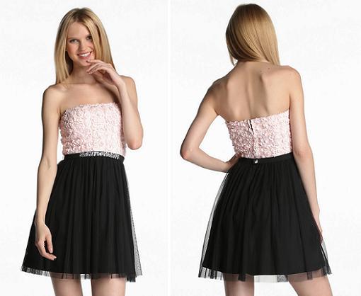 El corte ingles vestidos fiesta moda joven